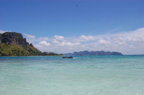 Utsikt från Chicken Island