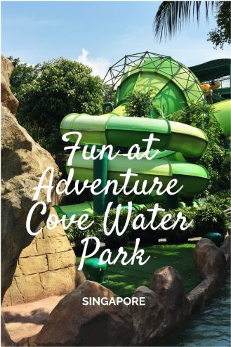 Adventure Cove Water Park Singapore