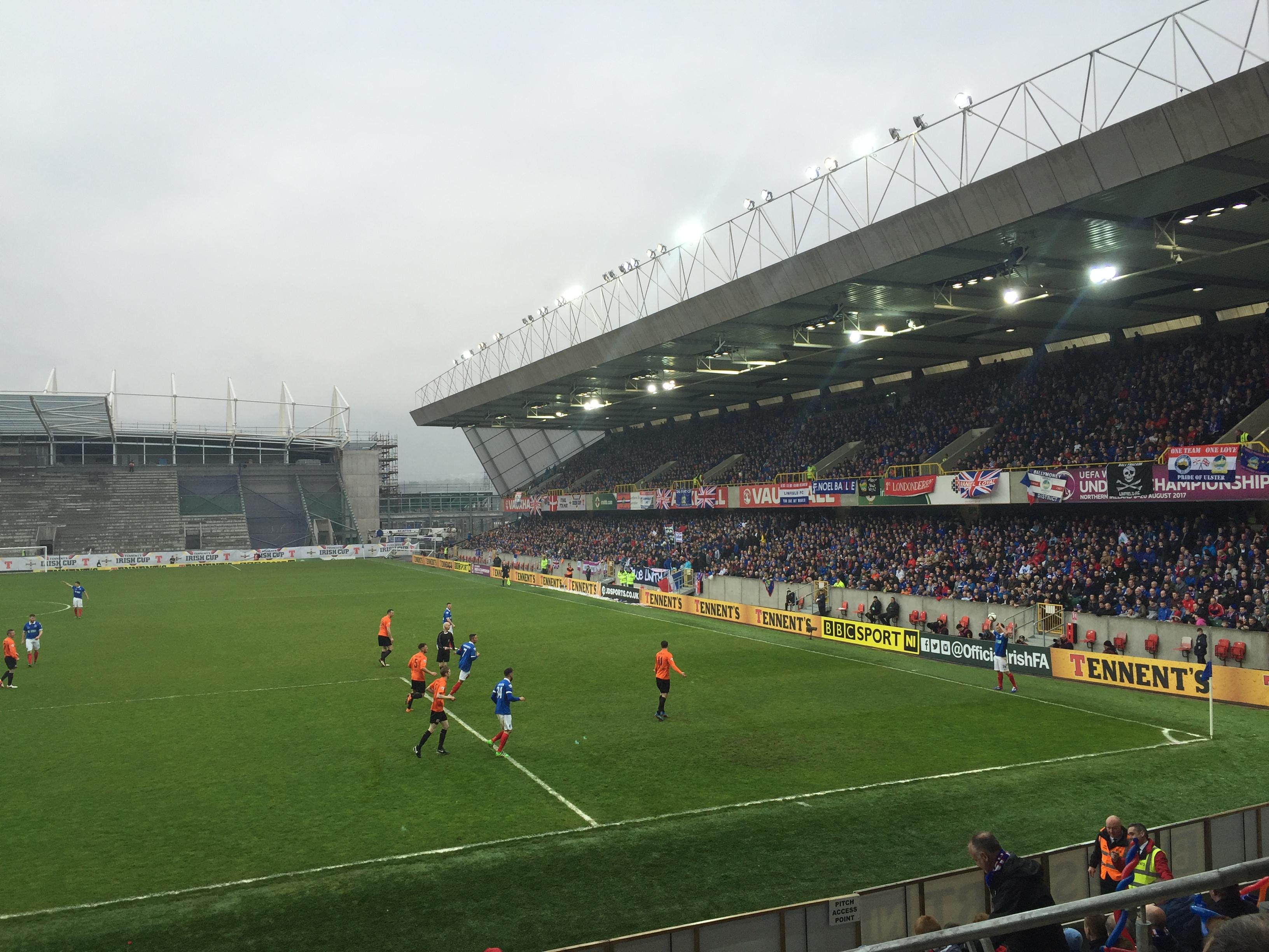 Irish Cup Final 2016