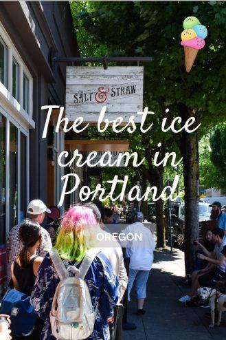 Salt & Straw: The best ice cream in Portland