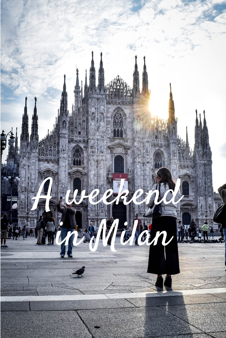 How to spend a weekend in Milan
