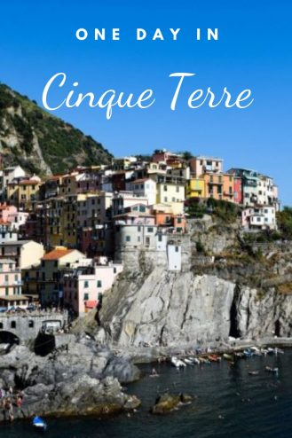 How to travel to Cinque Terre and what to do during your visit. We visited Cinque Terre for a day and experienced charming villages, incredible hikes and stunning water.
