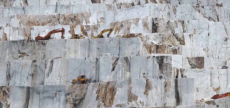 carrara marble quarry