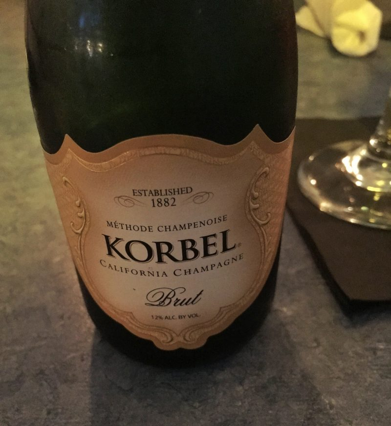 There is such a thing as California Champagne – The World Is Kullin