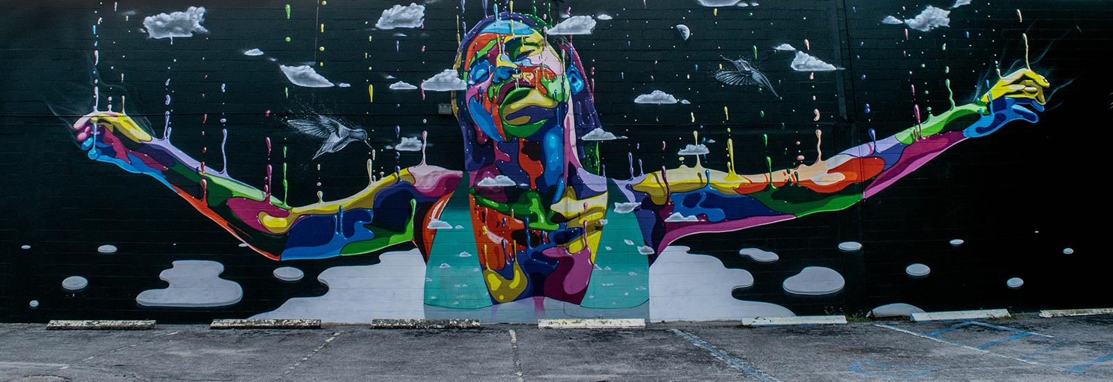 Urban mural tour in St Petersburg, Florida – The World Is Kullin