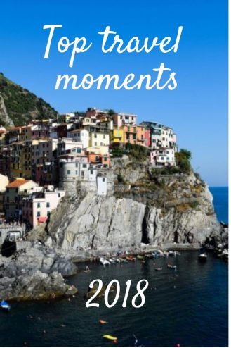 Top Travel Moments in 2018