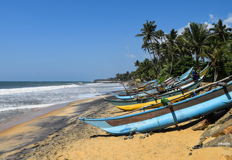 fishing boats Sri Lanka