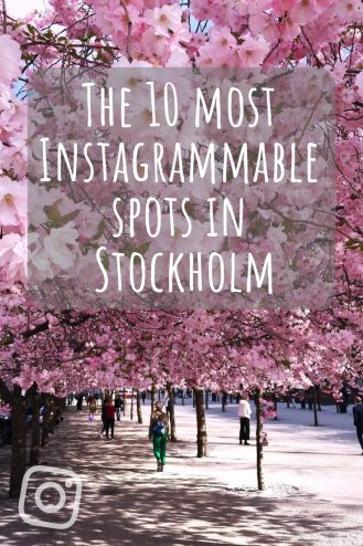 The 10 most Instagrammable spots in Stockholm