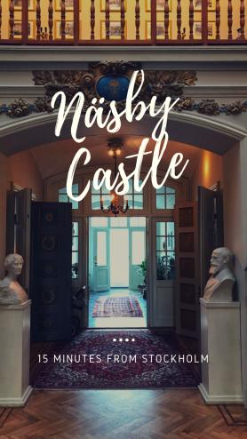 Näsby Slott, Näsby Castle
