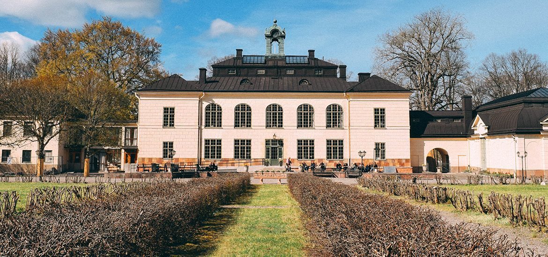 Näsby Slott i Täby