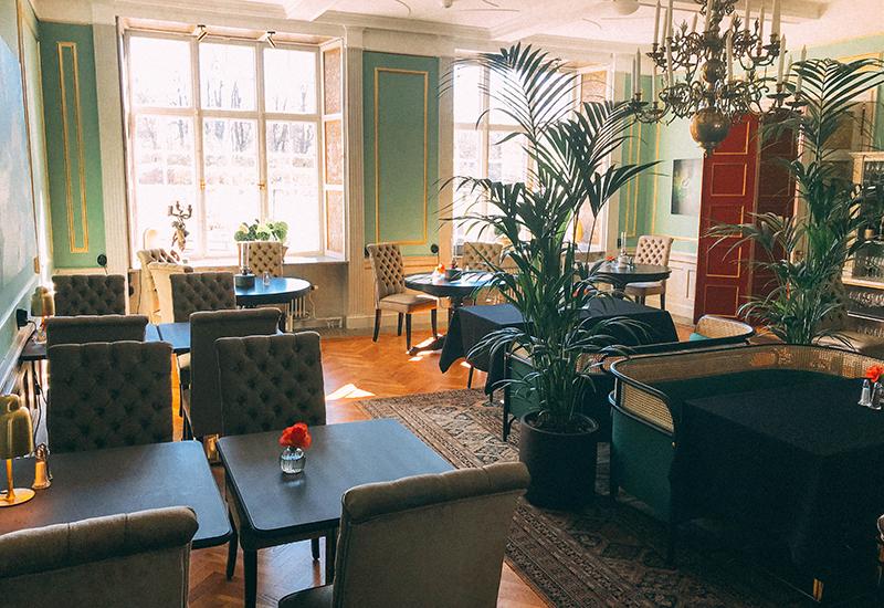 Dining room Näsby Slott