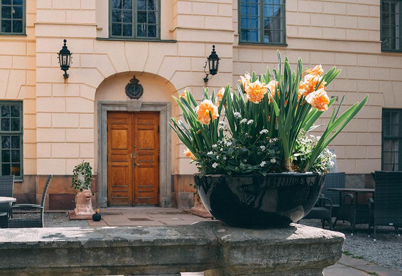 Exterior Näsby Slott