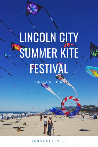 Lincoln City Summer Kite Festival in Oregon