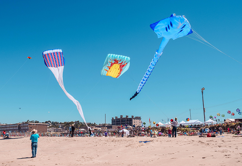 Lincoln City Summer Kite Festival