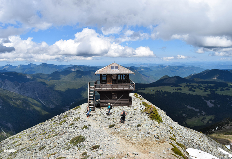 Mount Fremont Fire Lookout